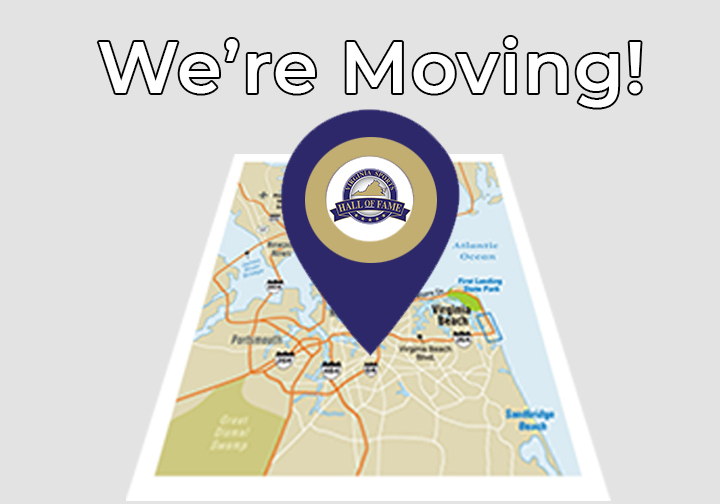 We're Moving Graphic