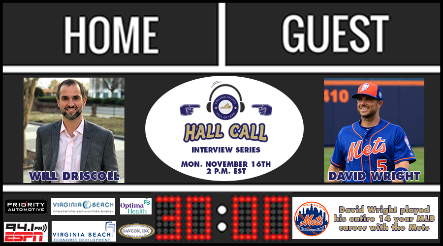 Hall Call Virginia sports podcast