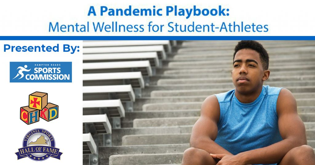 mental wellness for student athletes in Virginia