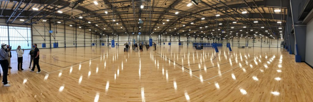 vb sports center